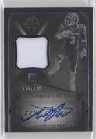Rookie Scripted Swatches - Anthony Miller /199
