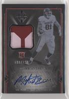 Rookie Scripted Swatches - Mark Andrews #/199