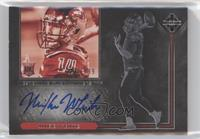 Majestic Rookie Signatures - Mike White #/299