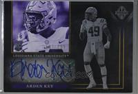 Majestic Rookie Signatures - Arden Key [Noted] #/299
