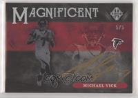 Michael Vick #/5