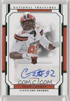 Rookie Signatures - Chad Thomas [Noted] #/5