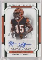 Rookie Signatures - Malik Jefferson #/5