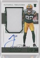 Rookie Patch Autograph Jersey Number - J'Mon Moore #/82