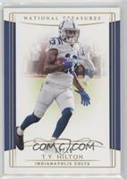 T.Y. Hilton [Noted] #/10