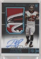 Rookie Patch Autograph - Ito Smith #/20