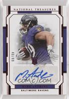 Rookie Signatures Jersey Number - Mark Andrews /89