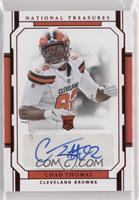 Rookie Signatures Jersey Number - Chad Thomas #/92