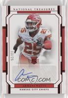 Rookie Signatures Jersey Number - Armani Watts #/25