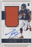 Rookie Patch Autograph - Anthony Miller /99