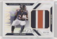 Jordan Howard #/25
