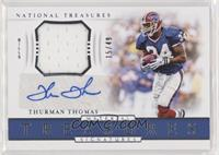Thurman Thomas #/49
