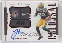 J'Mon Moore #/5