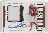 Christian Kirk #/25