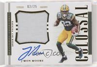 J'Mon Moore #/25