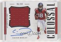 Calvin Ridley #/99
