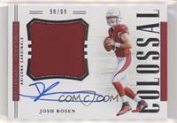 Josh Rosen /99