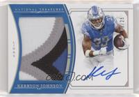 Kerryon Johnson /25