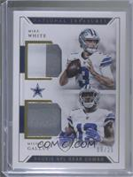 Mike White, Michael Gallup #8/25
