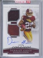 Derrius Guice [Uncirculated] #/25