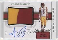 Materials Signatures - Allen Lazard /5