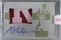 Materials Signatures - Mark Andrews /1 [Uncirculated]