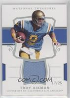 Materials - Troy Aikman #/25