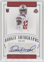 Rookie Autographs - Denzel Ward #/99
