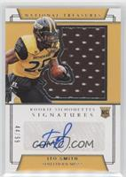 Rookie Silhouettes Signatures - Ito Smith #/99