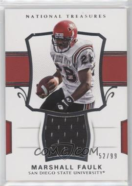 hot sale online e66d5 adc5d 2018 Panini National Treasures Collegiate - [Base] #44 ...