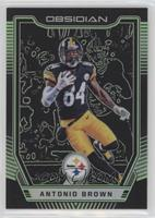 Antonio Brown #/25