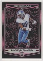 Kerryon Johnson #/75