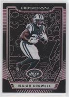 Isaiah Crowell #/75