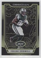Isaiah Crowell #/10