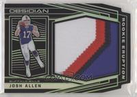 Josh Allen #/25
