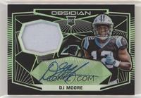 DJ Moore #/25
