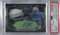 Kerryon Johnson /25 [PSA 10 GEM MT]
