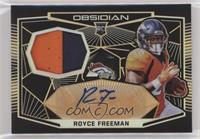 Royce Freeman #/50