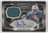 Kalen Ballage #/100