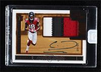 Rookie Patch Autograph - Calvin Ridley [Uncirculated] #/49