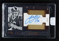 Dual Patch Autographs - Jared Goff [Uncirculated] #/25