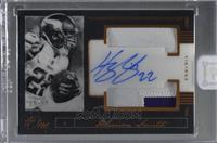 Dual Patch Autographs - Harrison Smith [Uncirculated] #/49