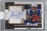 Rookie Dual Patch Autographs - Sony Michel [Uncirculated] #/49