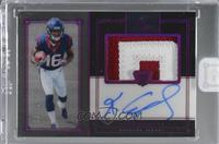 Premium Rookie Patch Autographs - Keke Coutee [Uncirculated] #/25