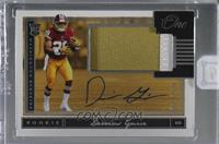Rookie Patch Autograph - Derrius Guice [Uncirculated] #/149