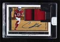 Rookie Patch Autograph - Christian Kirk [Uncirculated] #/199