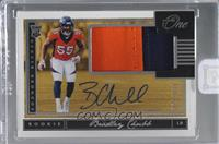 Rookie Patch Autograph - Bradley Chubb [Uncirculated] #/199