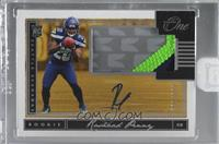 Rookie Patch Autograph - Rashaad Penny [Uncirculated] #/199
