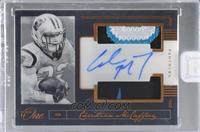 Christian McCaffrey /49 [Uncirculated]