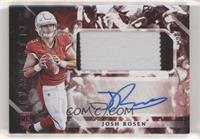 Rookie Jumbo Patch Autographs - Josh Rosen [EXtoNM]